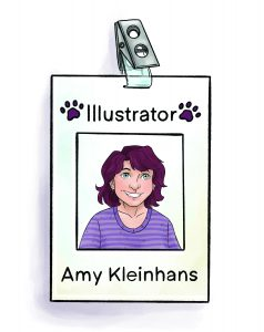 Amy Kleinhans, Illustrator